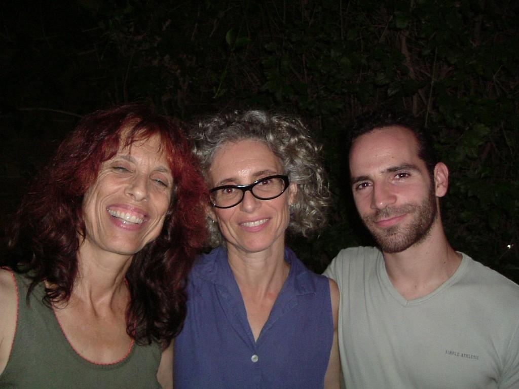 Tal, Miriam och Ronnie i Ny profil