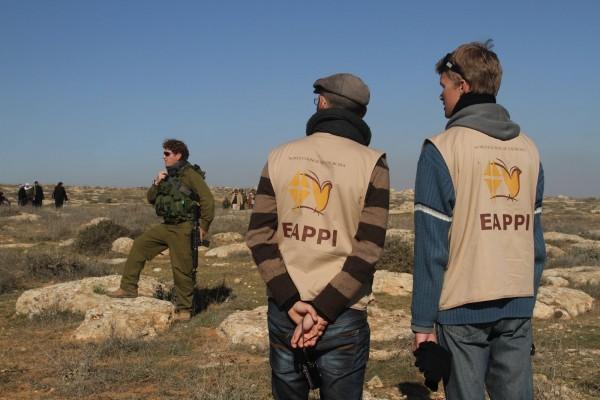 Följelsagare i Palestina och Israel