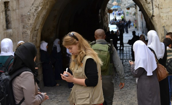 Följeslagare i Jerusalem