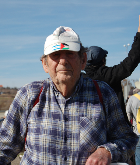 Amos, israelisk fredsaktivist.
