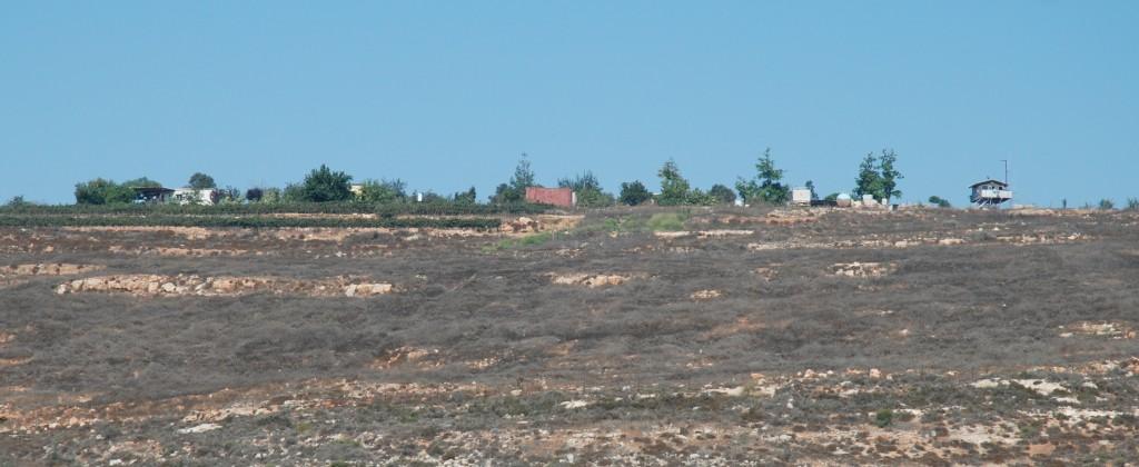 Bosättningen Itamars utpost