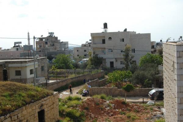 Husan, väster om Betlehems stad.