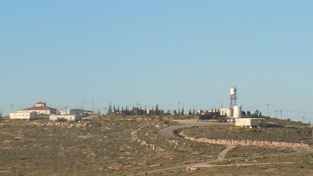 Israelisk-Bosättning