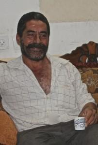 Yanouns borgmästare Rashid Morar. Foto: Janine Burkhalter