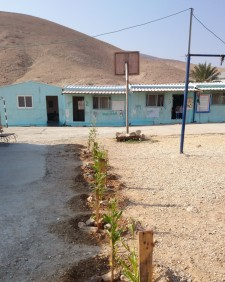 Skolan i al-Mujaratta. Foto: M.Claesson.
