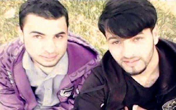 Mohammad Zaghlawan och Labib Azzam var bara 17 år när de dödades av israelisk militär. Foto: Privat